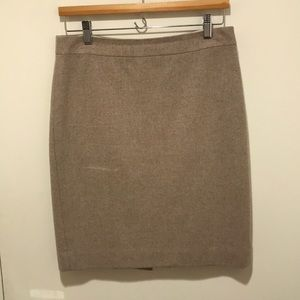 The Pencil Skirt from J. Crew